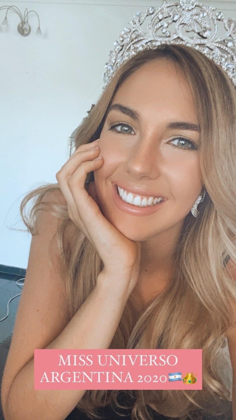 alina akselrad, miss argentina universo 2020. Munhe821