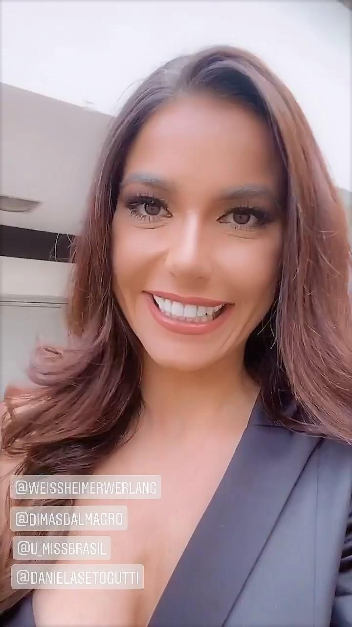 julia gama, 1st runner-up de miss universe 2020/top 11 de miss world 2014. part II. - Página 2 Munhe981