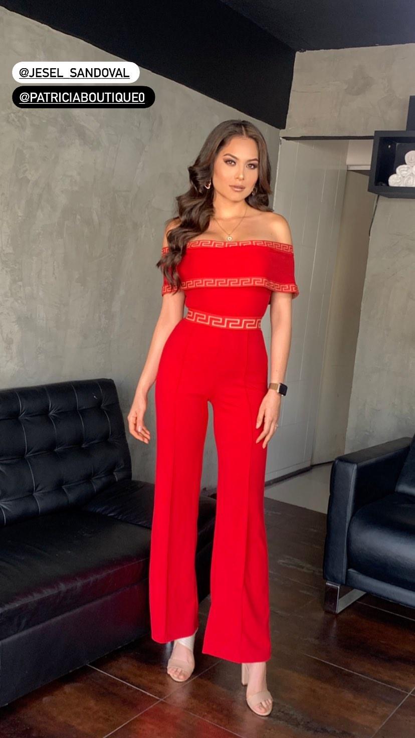 andrea meza, mexicana universal 2020/1st runner-up de miss world 2017. - Página 42 Mxu-ch10