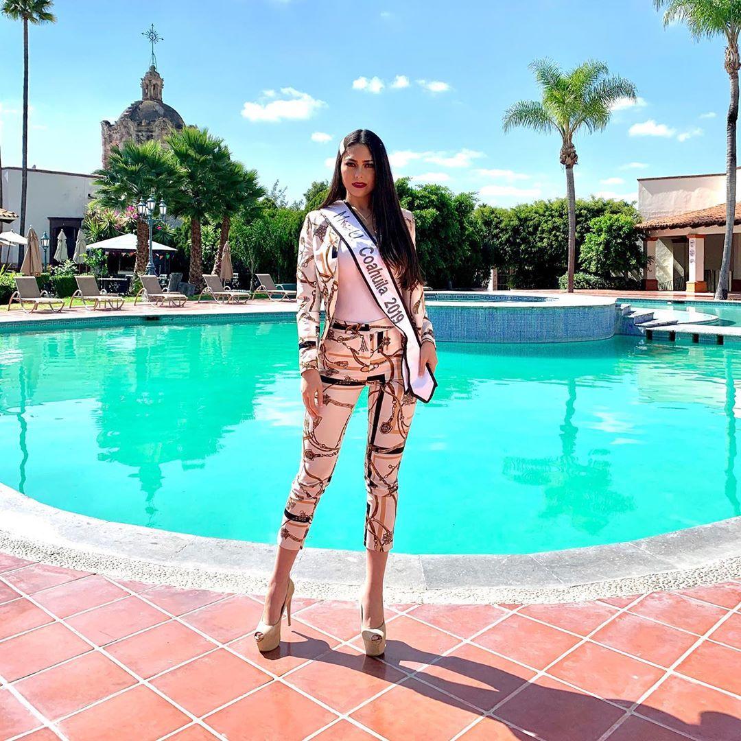 ana lucila linaje, mexicana universal coahuila 2020. - Página 3 Mxu_co14