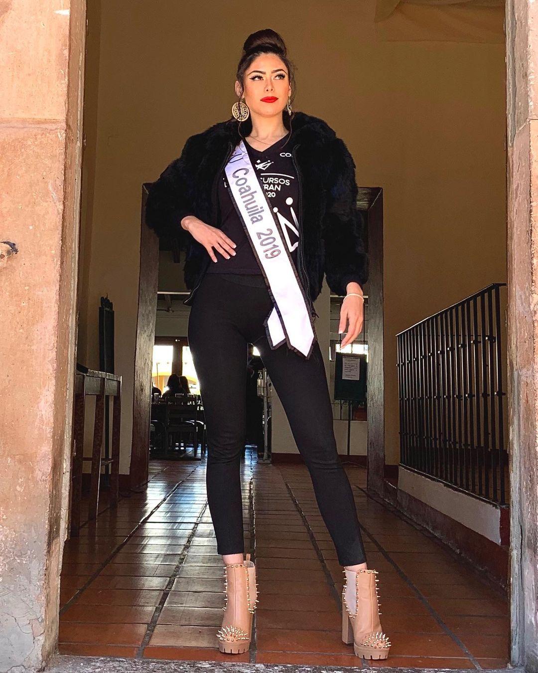 ana lucila linaje, mexicana universal coahuila 2020. - Página 3 Mxu_co16