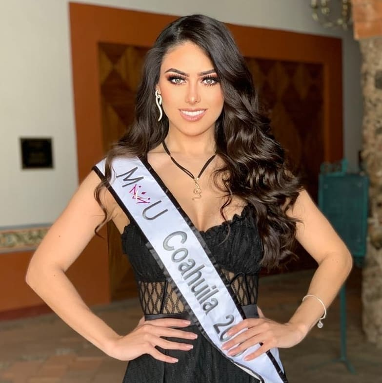 ana lucila linaje, mexicana universal coahuila 2020. - Página 4 Mxu_co21