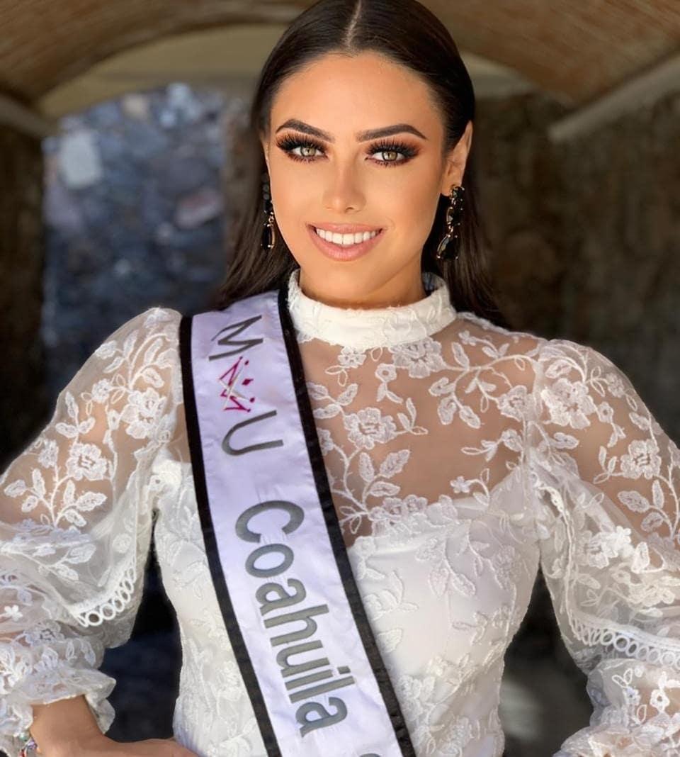 ana lucila linaje, mexicana universal coahuila 2020. - Página 6 Mxu_co27