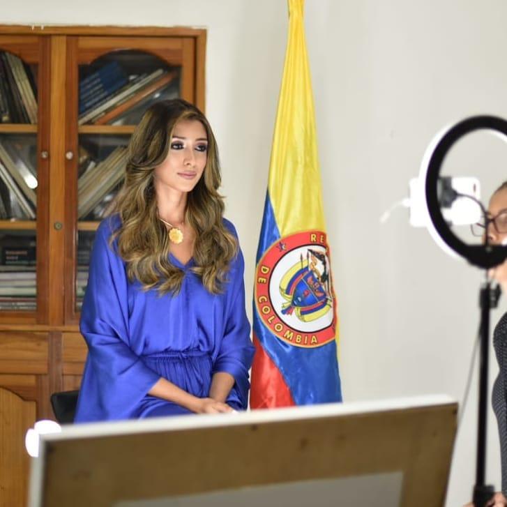 natalia romero, miss earth colombia 2020. Natyro12
