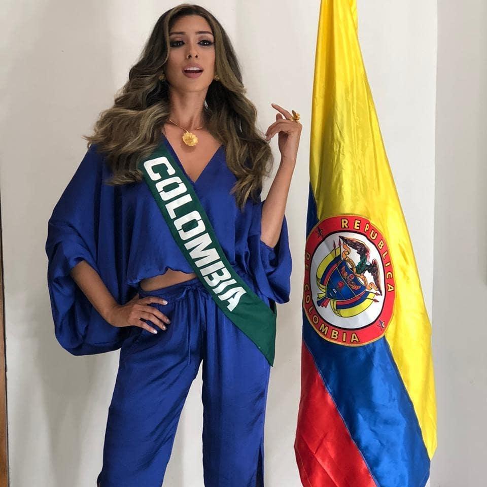 natalia romero, miss earth colombia 2020. Natyro13