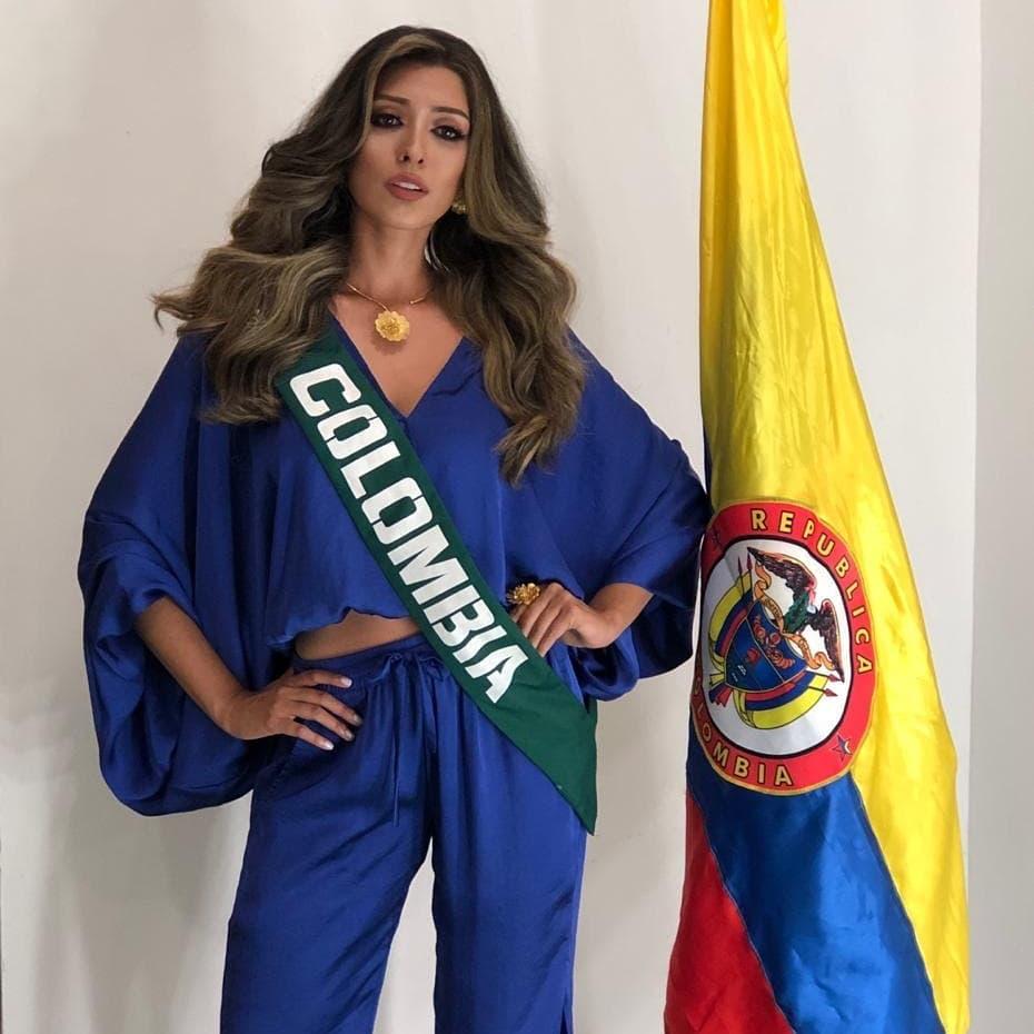 natalia romero, miss earth colombia 2020. Natyro14