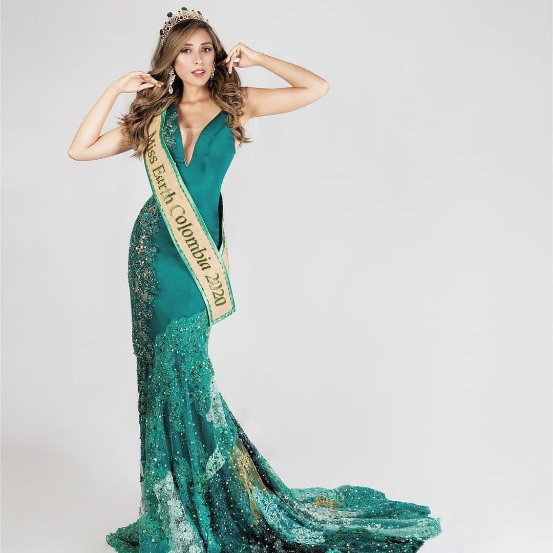 natalia romero, miss earth colombia 2020. Natyro16