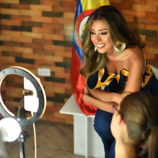 natalia romero, miss earth colombia 2020. - Página 2 Natyro22