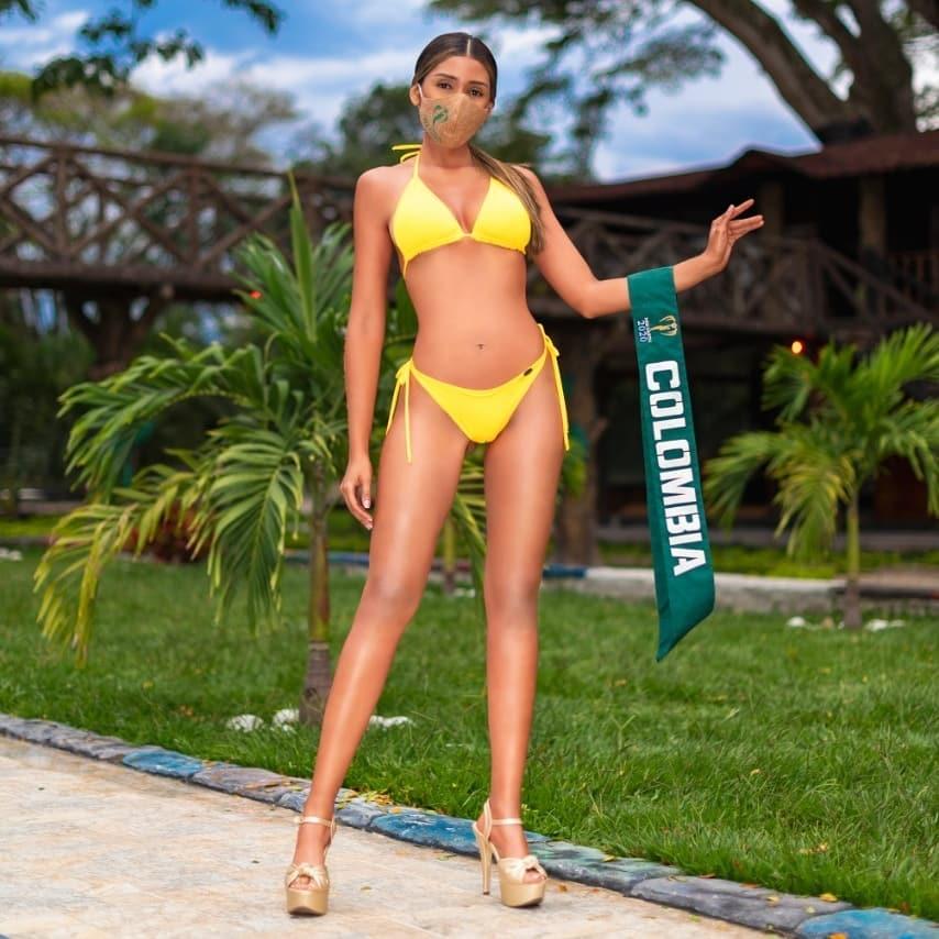 natalia romero, miss earth colombia 2020. - Página 3 Natyro34
