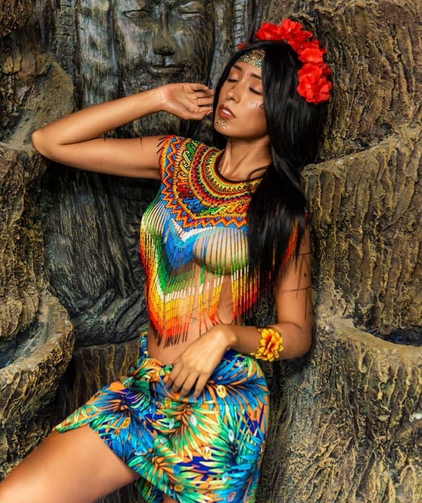 natalia romero, miss earth colombia 2020. - Página 3 Natyro43