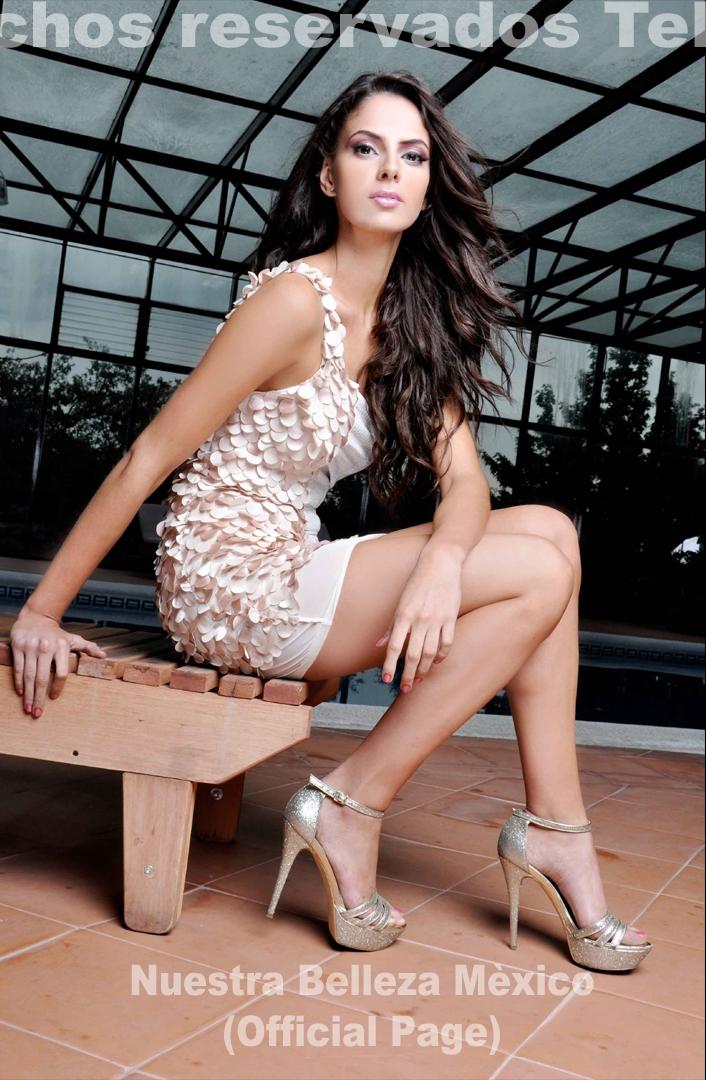 mariana berumen, top 36 de miss model of the world 2018/top 15 de miss world 2012 Nbc10