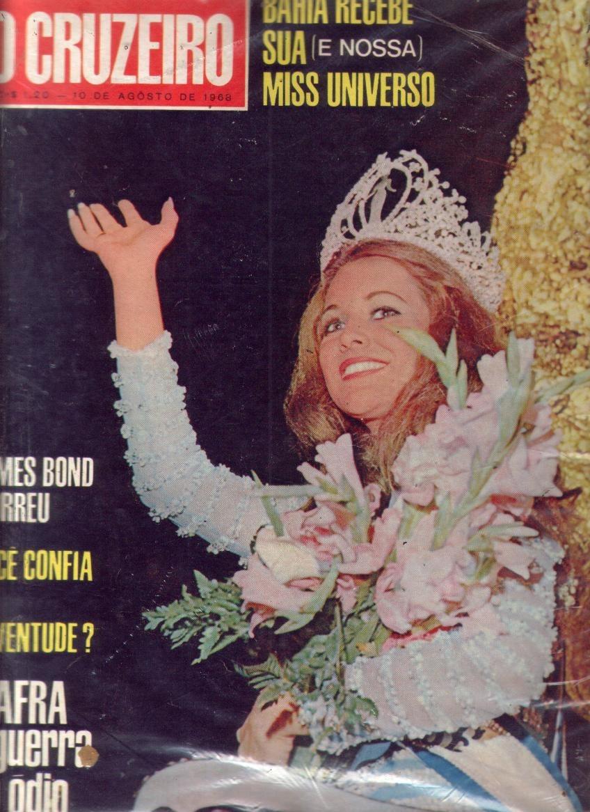 martha vasconcelos, miss universe 1968. - Página 3 O-cruz10