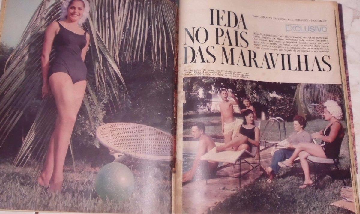 ✾◕‿◕✾ Galeria de Ieda Maria Vargas, Miss Universe 1963.✾◕‿◕✾ - Página 4 O-cruz14
