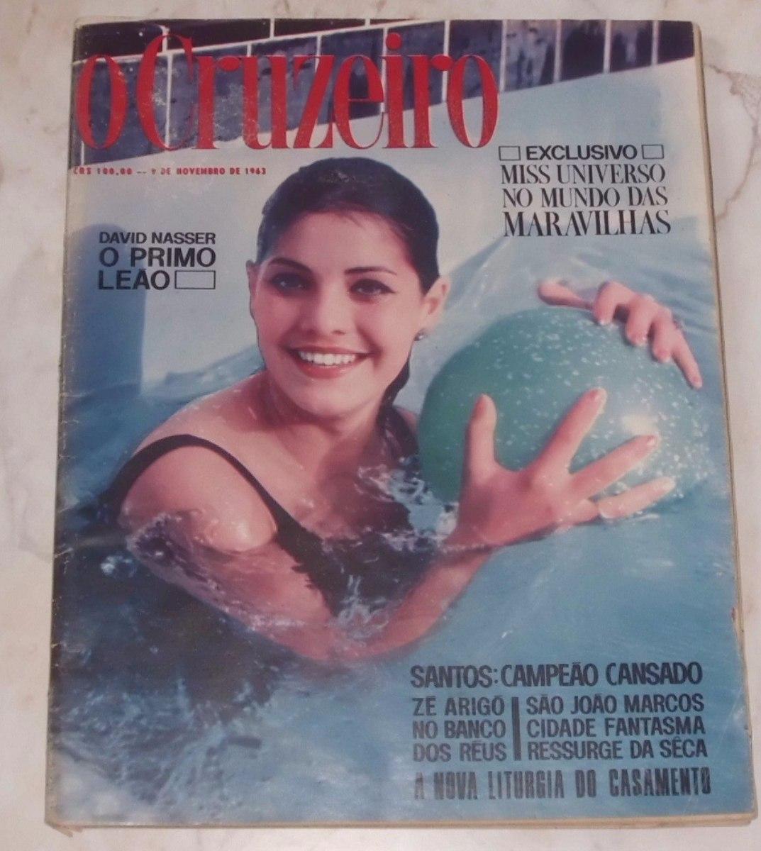 ✾◕‿◕✾ Galeria de Ieda Maria Vargas, Miss Universe 1963.✾◕‿◕✾ - Página 4 O-cruz15