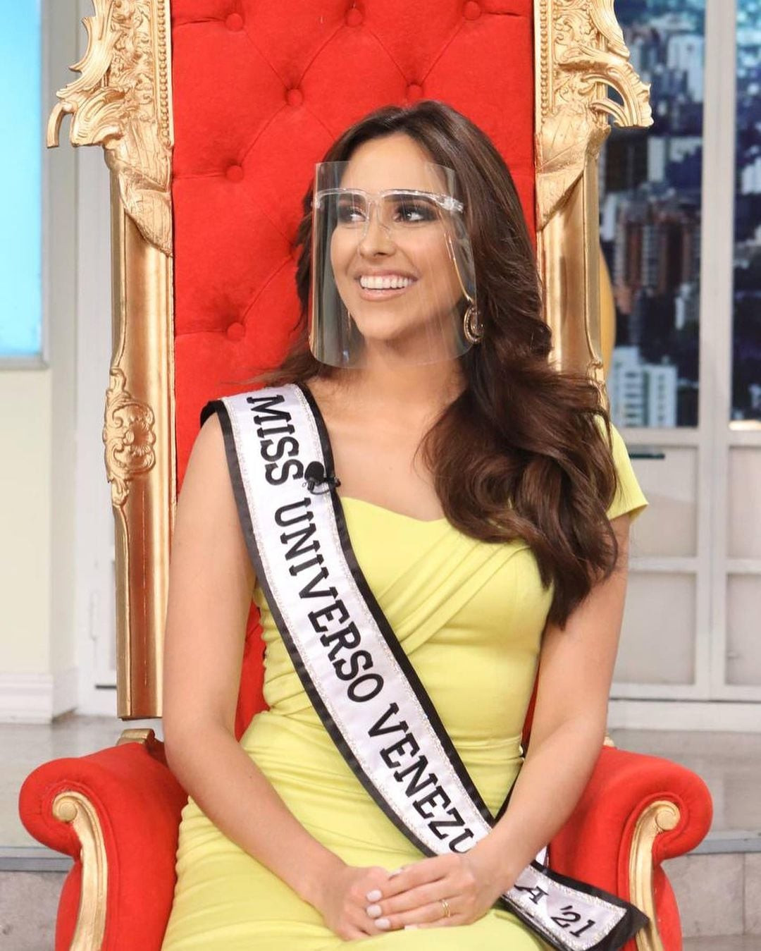 luiseth materan, miss universe venezuela 2021. Oozluv10