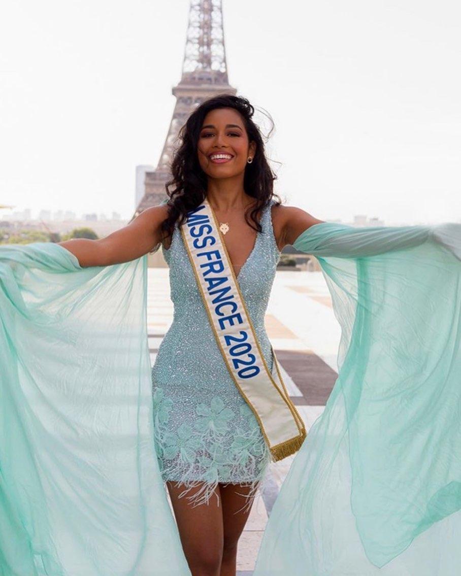 clemence botino, candidata a miss universe 2021. - Página 3 Pbswq10