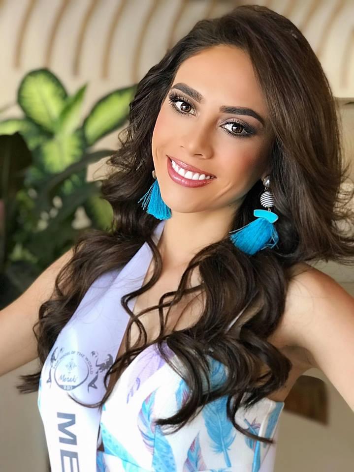ivonne hernandez, semifinalista de top model of the world 2018. - Página 3 Pd75mw10