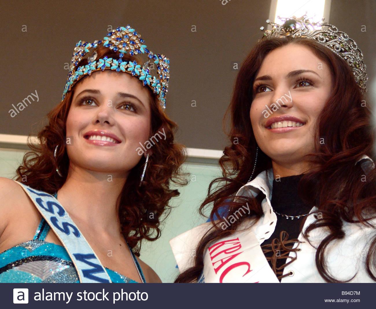maria julia mantilla garcia (aka maju mantilla), miss world 2004. - Página 7 Peruan10