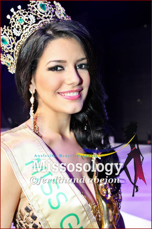 janelee chaparro, miss grand international 2013. Pr110