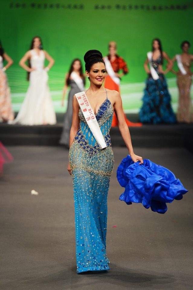 janelee chaparro, miss grand international 2013. Puerto11