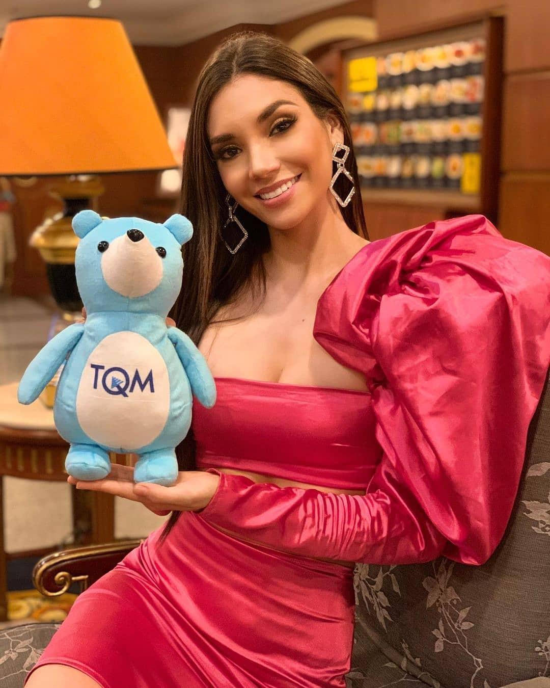 maricielo gamarra, top 21 de miss grand international 2020. - Página 7 Qagsj110