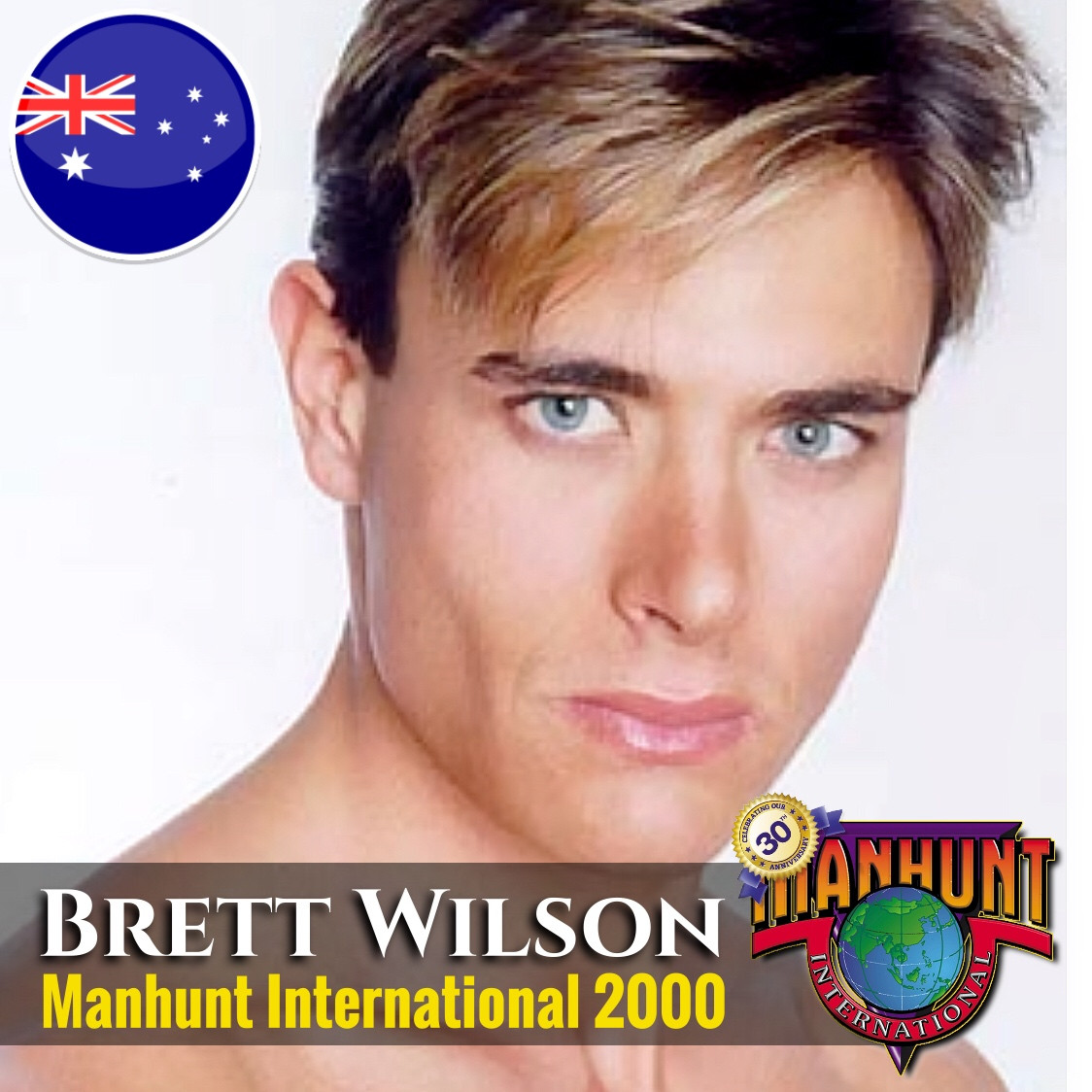 brett wilson, manhunt international 2000. Qg10tg10