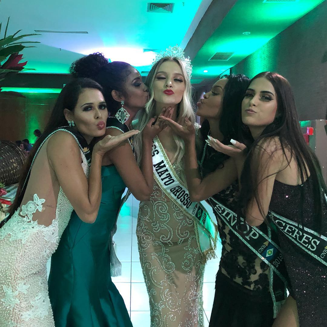 larissa neiverth, top 20 de miss brasil mundo 2019. - Página 5 Qgmezj10