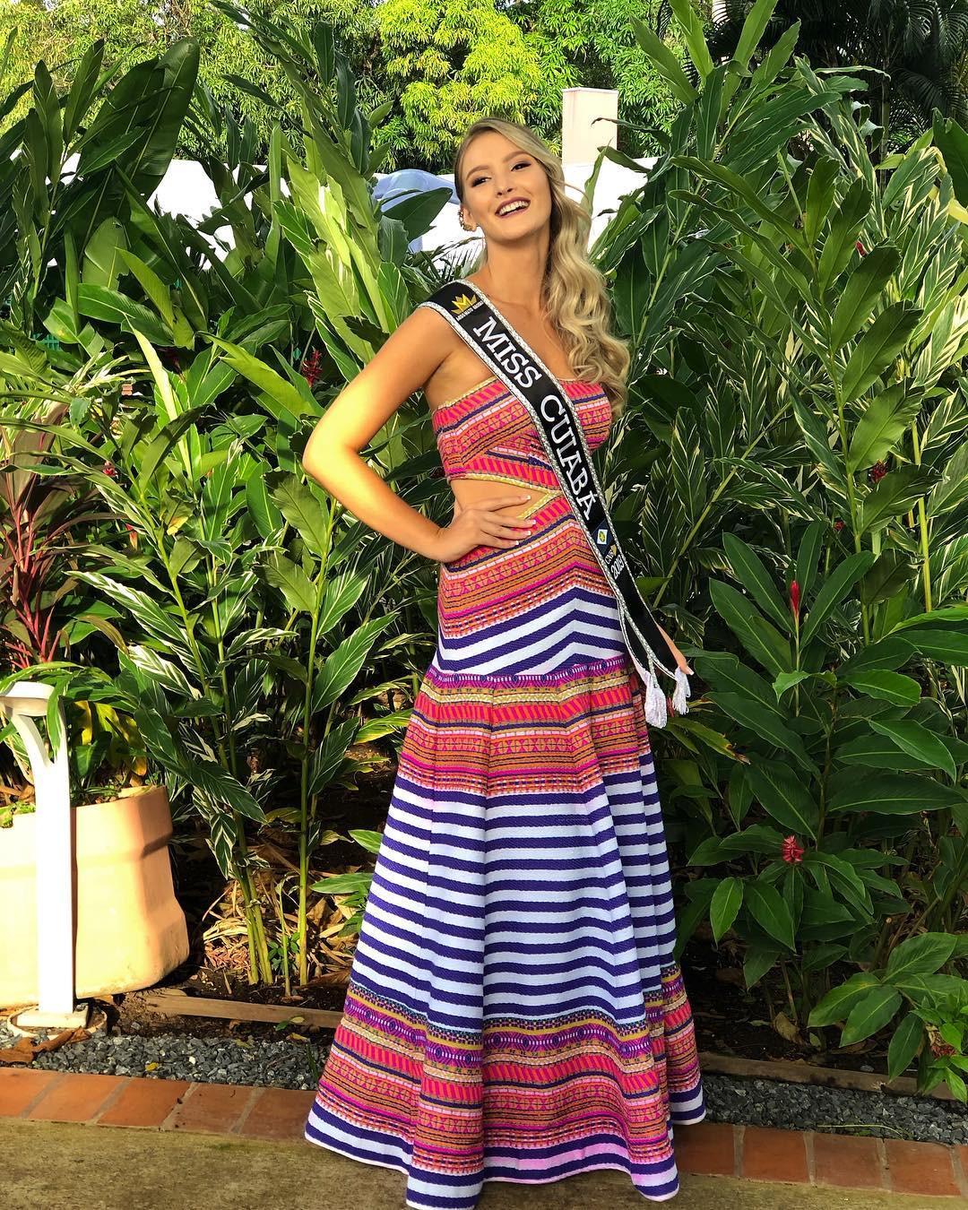 larissa neiverth, top 20 de miss brasil mundo 2019. - Página 7 Qgvzji10