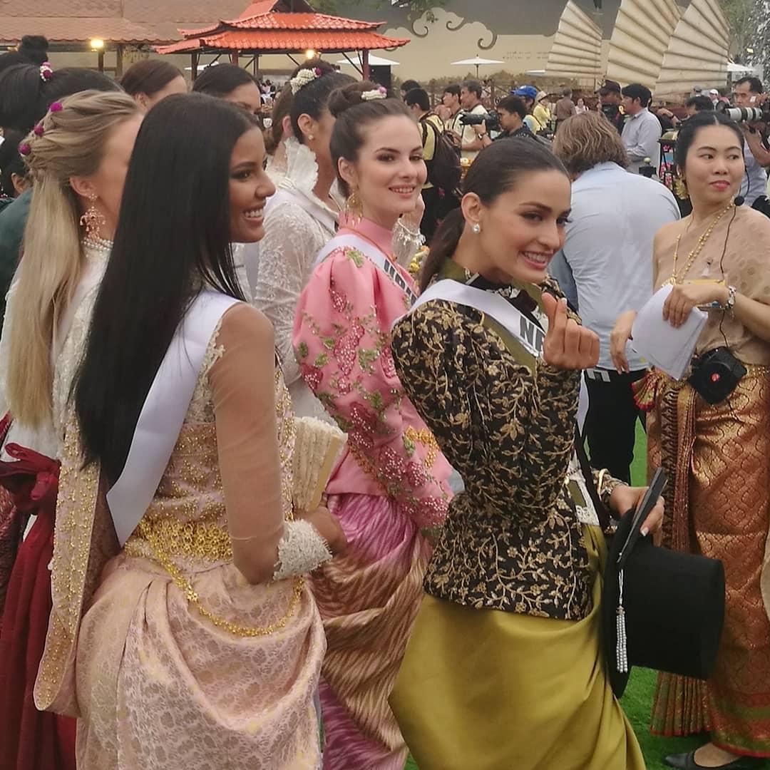 candidatas a miss universe 2018. final: 16 dec. sede: bangkok. part final. - Página 3 Qwoyr610