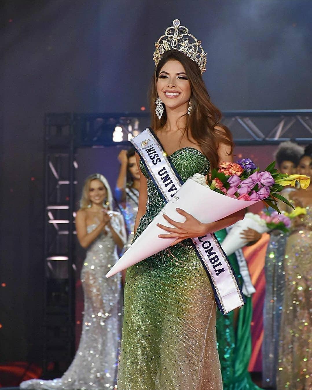 laura olascuaga, miss colombia universo 2020. - Página 5 Reigni10