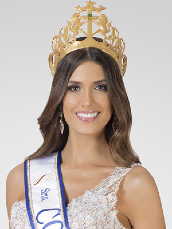 gabriela tafur, top 5 de miss universe 2019. Reina10