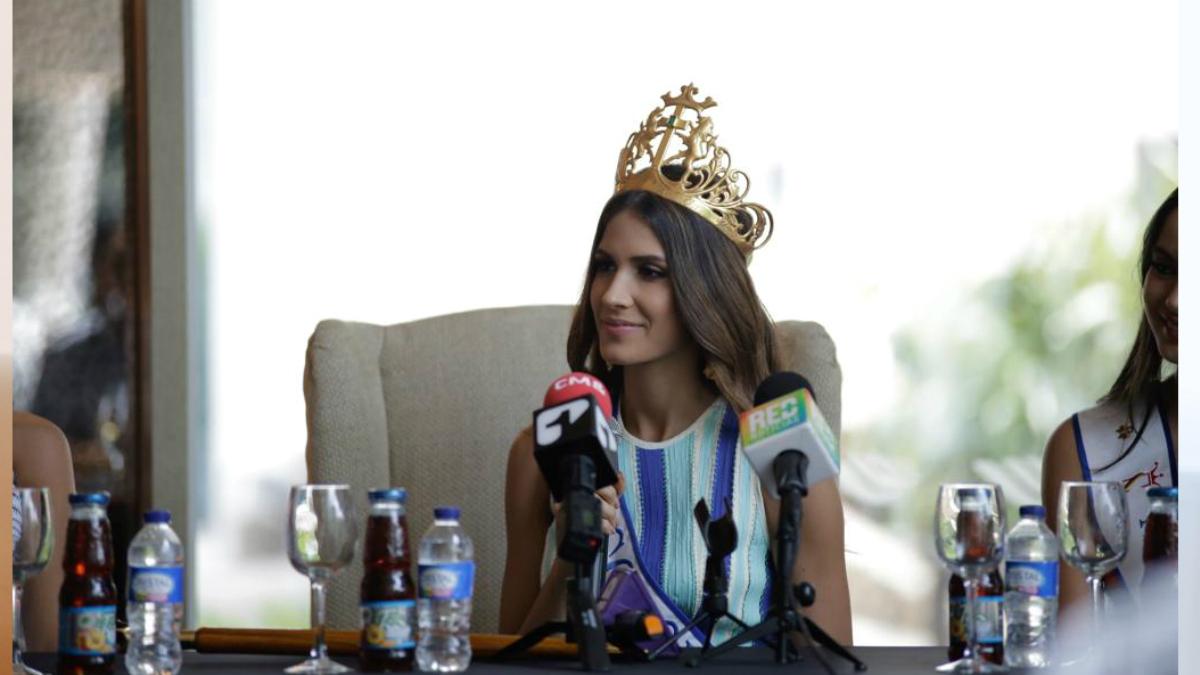 gabriela tafur, top 5 de miss universe 2019. - Página 2 Reina11
