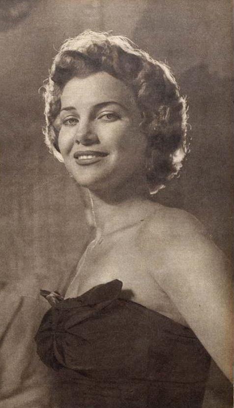 martha rocha, top 2 de miss universe 1954. primeira brasileira a participar de miss universe.†  - Página 3 Revist10