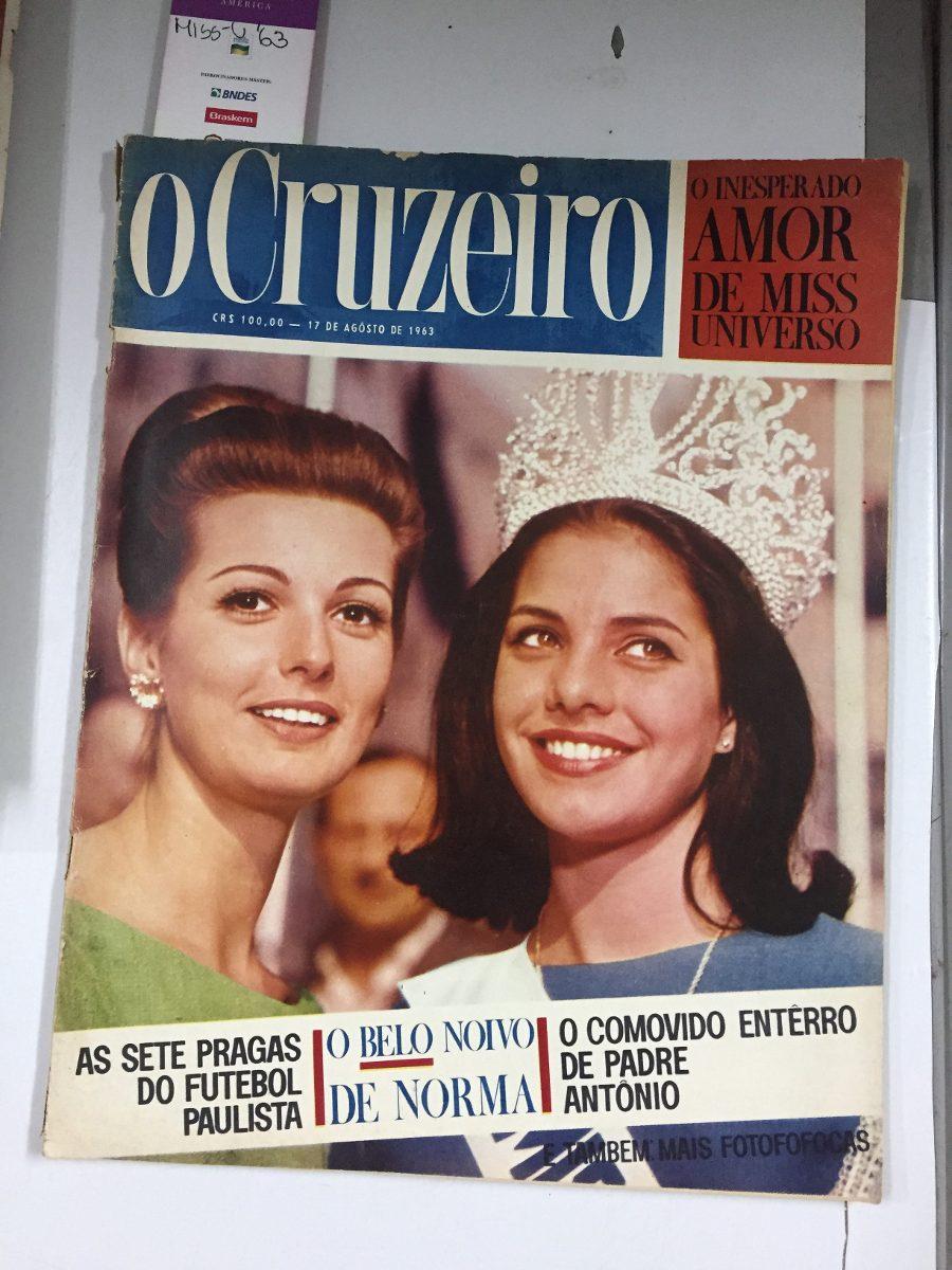 ✾◕‿◕✾ Galeria de Ieda Maria Vargas, Miss Universe 1963.✾◕‿◕✾ - Página 4 Revist12