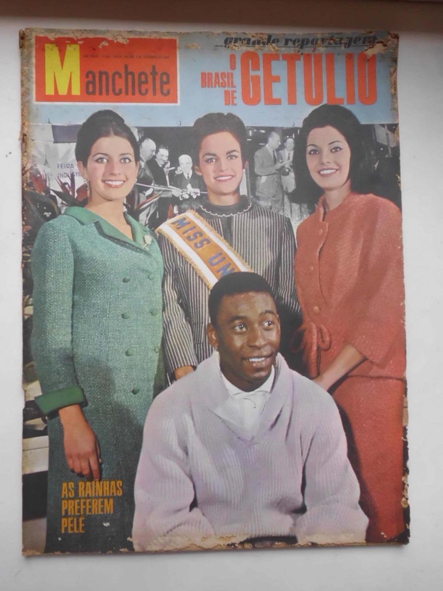 ✾◕‿◕✾ Galeria de Ieda Maria Vargas, Miss Universe 1963.✾◕‿◕✾ - Página 4 Revist13
