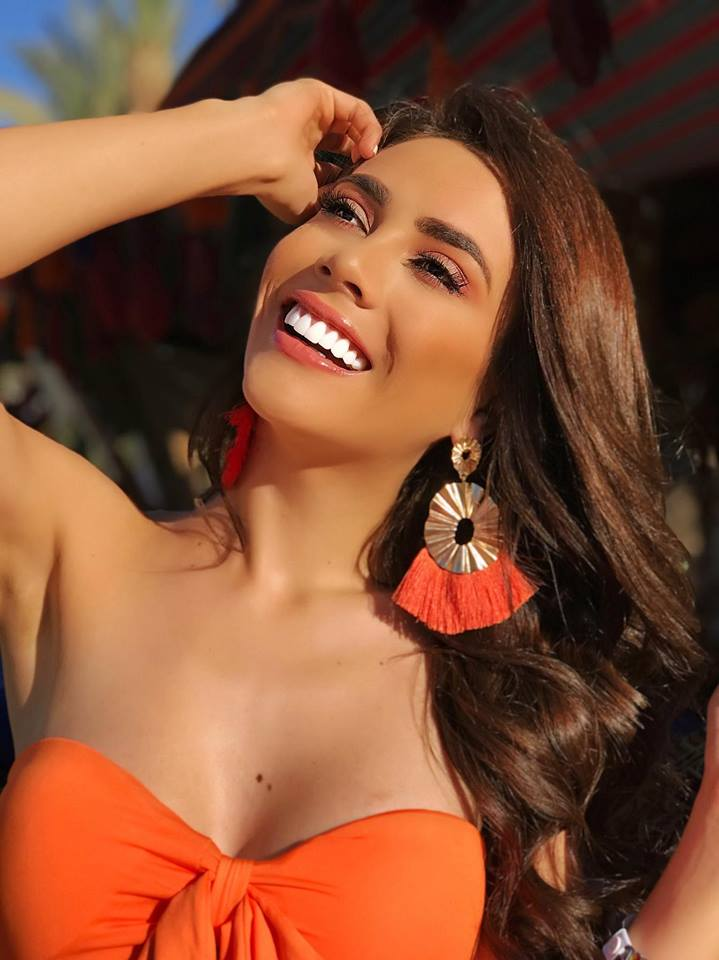 ivonne hernandez, semifinalista de top model of the world 2018. - Página 2 Rpqmkx10