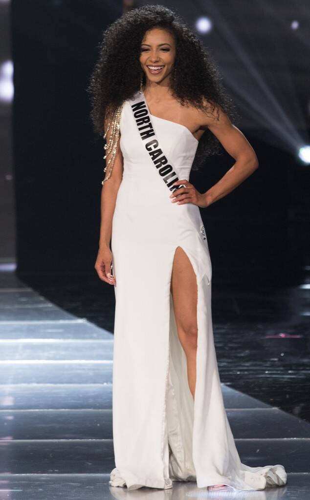 cheslie kryst, top 10 de miss universe 2019. - Página 3 Rs-63410