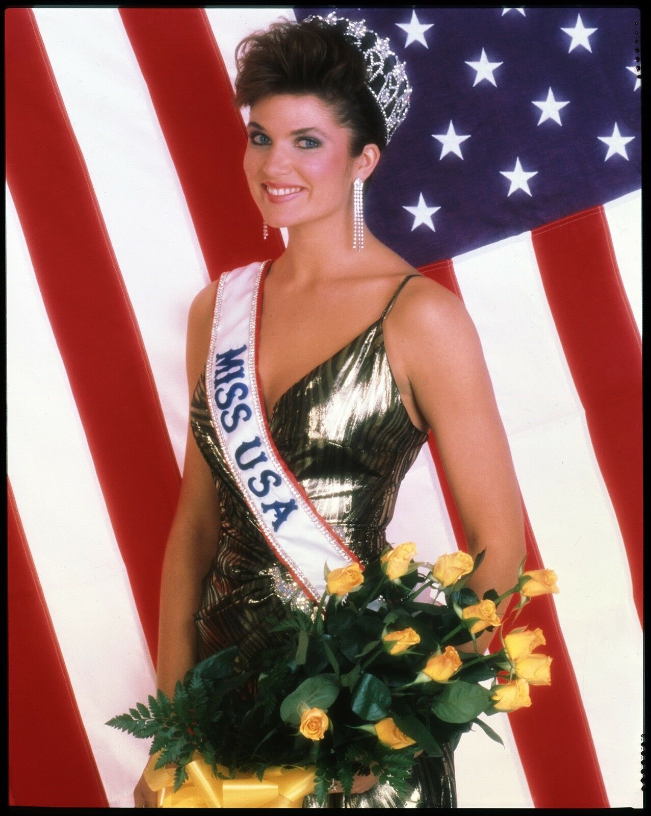 michelle royer, 2nd runner-up de miss universe 1987. S-l16011