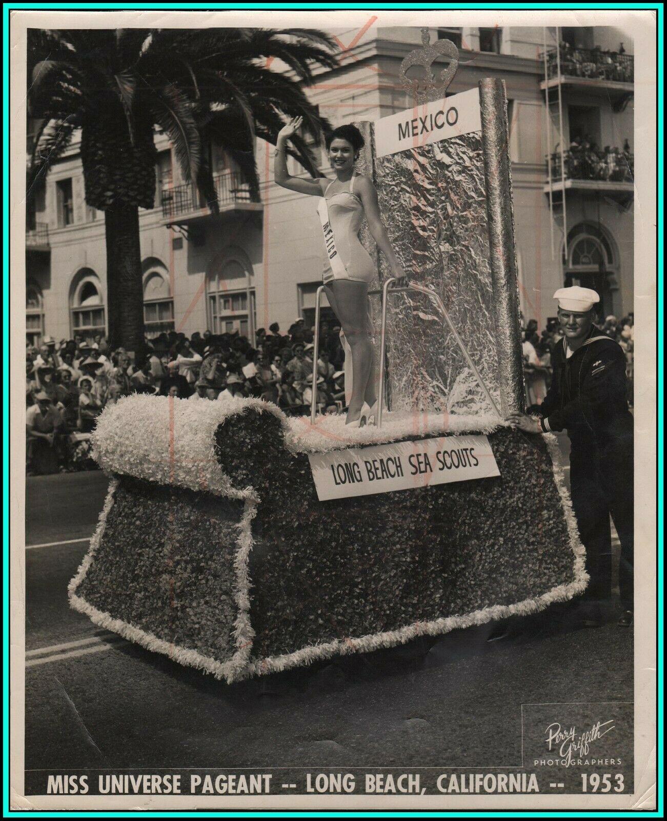 ana bertha lepe jimenez, 3rd runner-up de miss universe 1953. † S-l16012