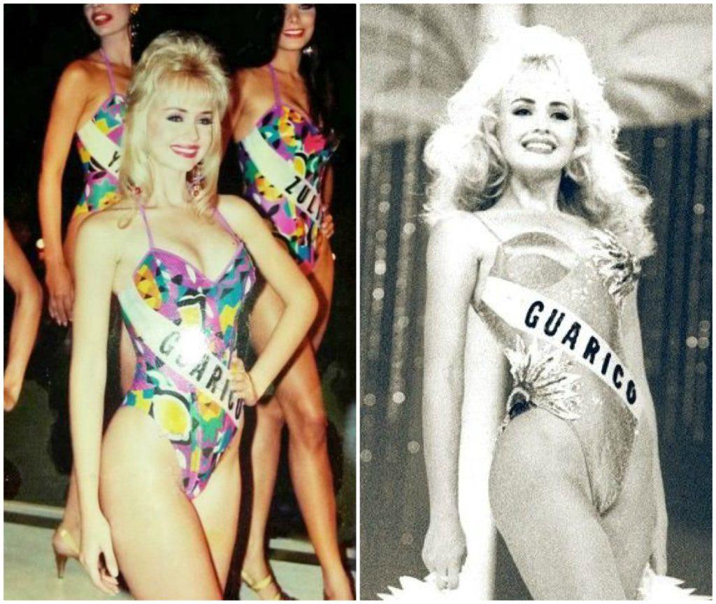 ¿Sabías que? ... Gabriela Spanic fue Miss Guarico 1992   Sl-mis10