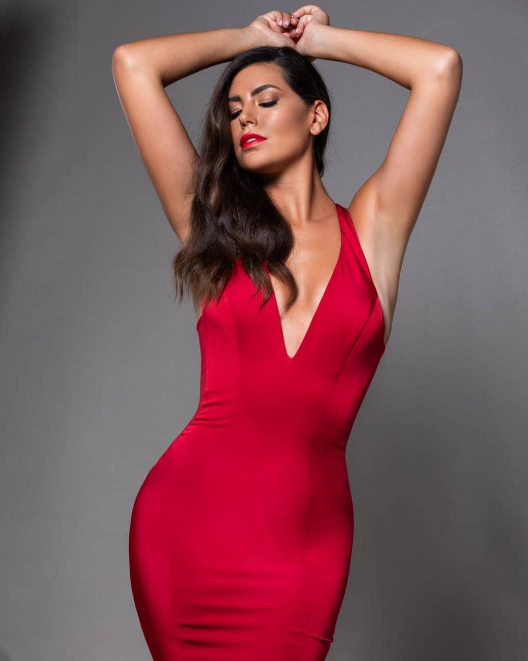 sofia del prado, top 10 de miss universe 2017/reyna hispanoamericana 2015/miss charm spain 2021. - Página 11 Sofiad17