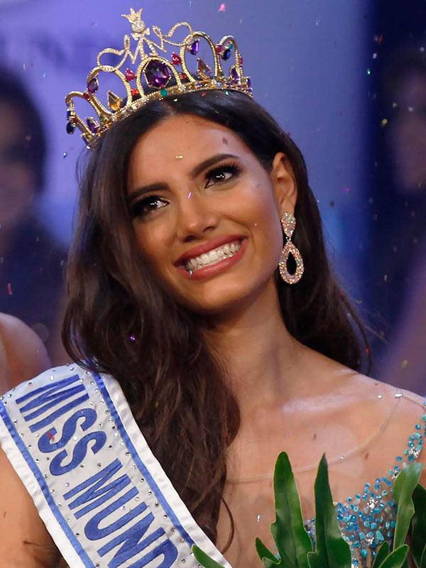 stephanie del valle, miss world 2016. - Página 2 Stepha33