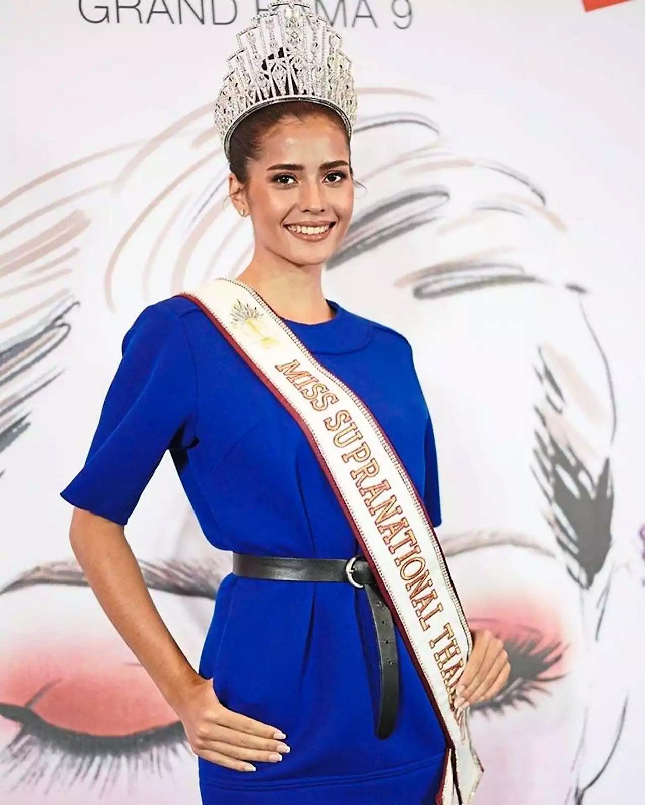 anntonia porsild, miss supranational 2019. Thai-b10