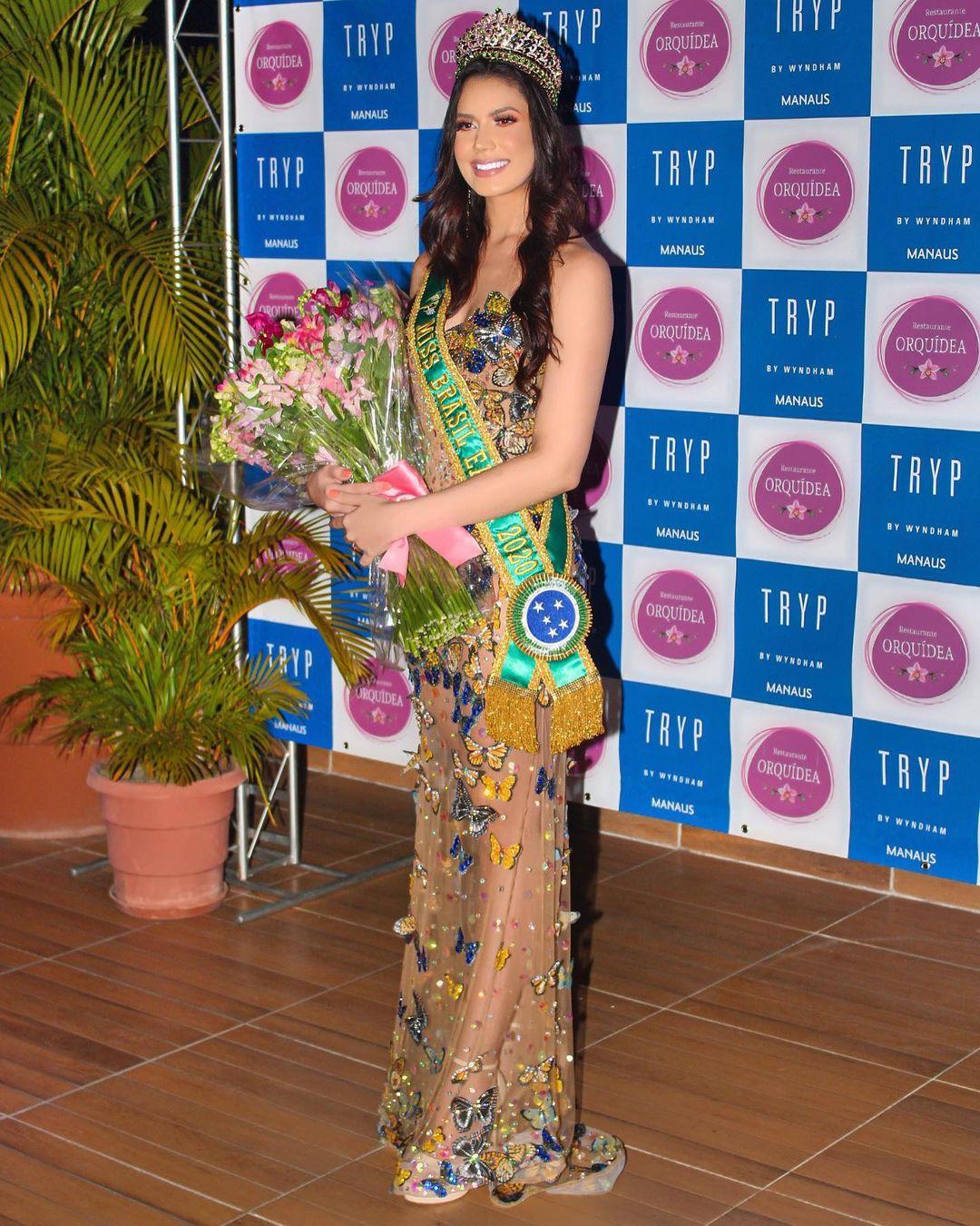 thais bergamini, miss terra brasil 2020. Thaisb21