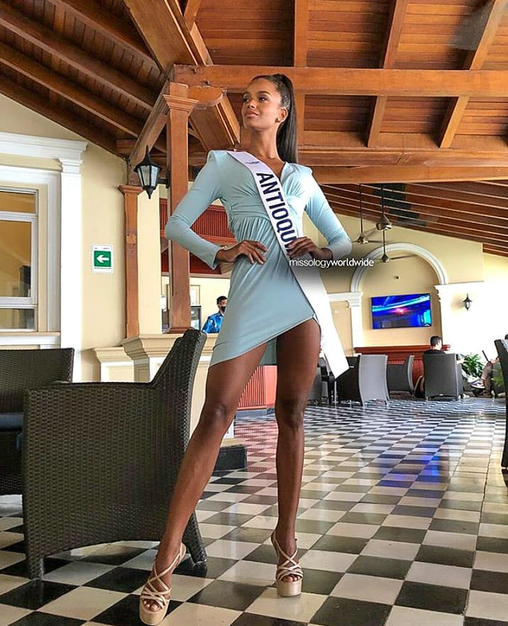 carolina londono, top 16 de miss colombia universo 2020. - Página 3 The00011