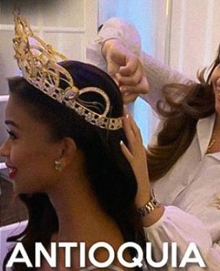 carolina londono, top 16 de miss colombia universo 2020. - Página 3 The00012