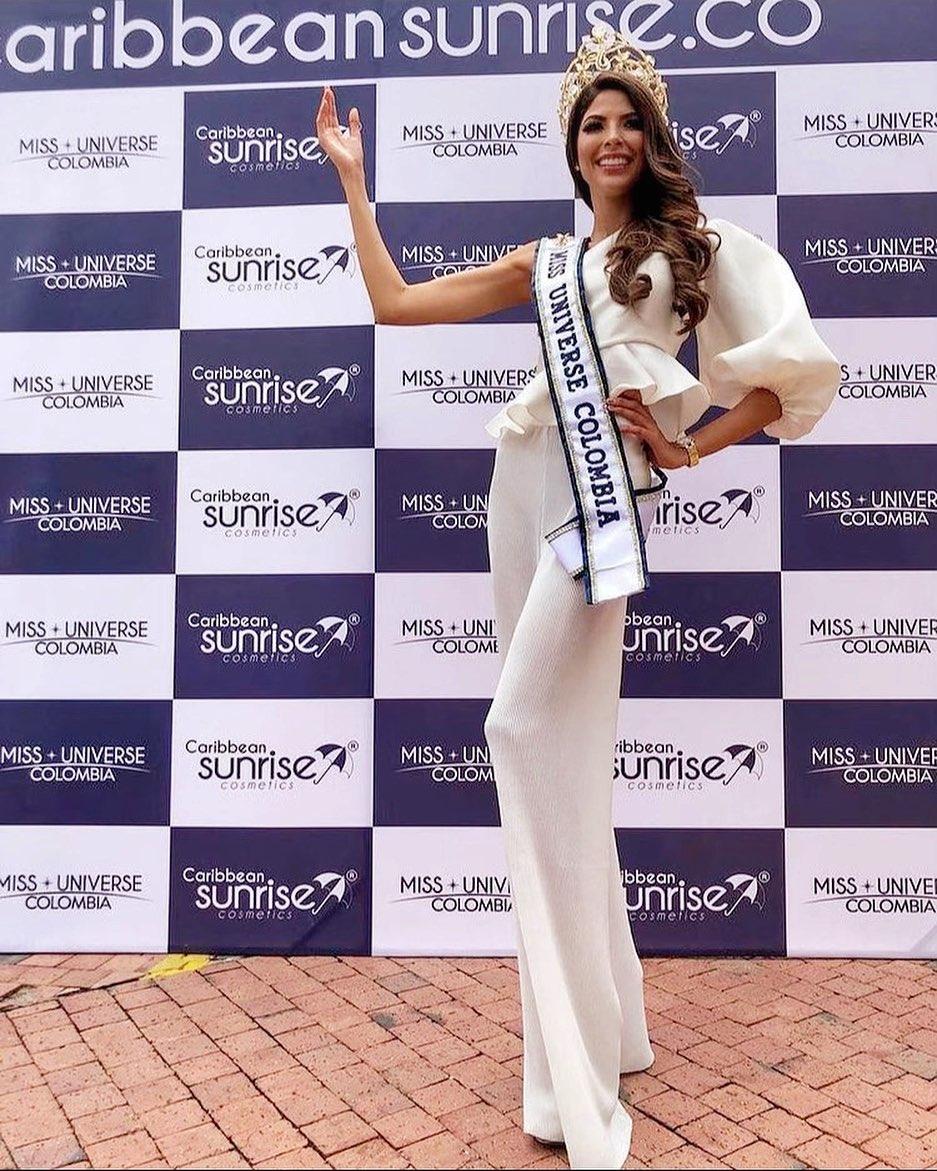laura olascuaga, miss colombia universo 2020. - Página 5 Thepag10