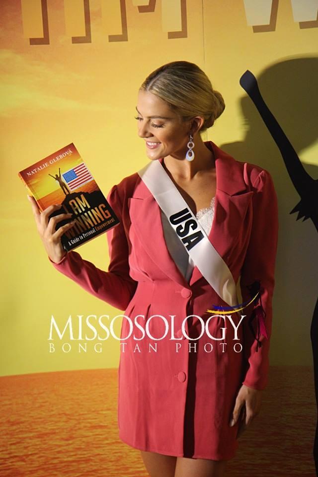 sarah rose summers, top 20 de miss universe 2018. - Página 13 Thjbrd10