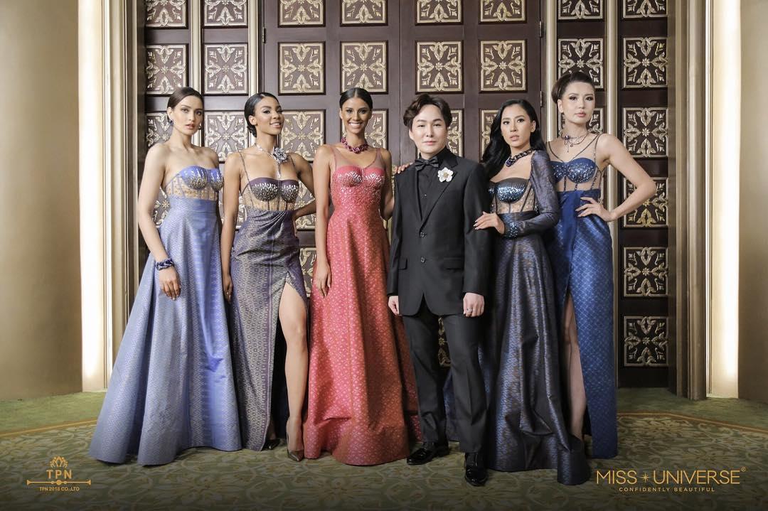 thai night gala dinner de candidatas a miss universe 2018. - Página 10 Tl49d810