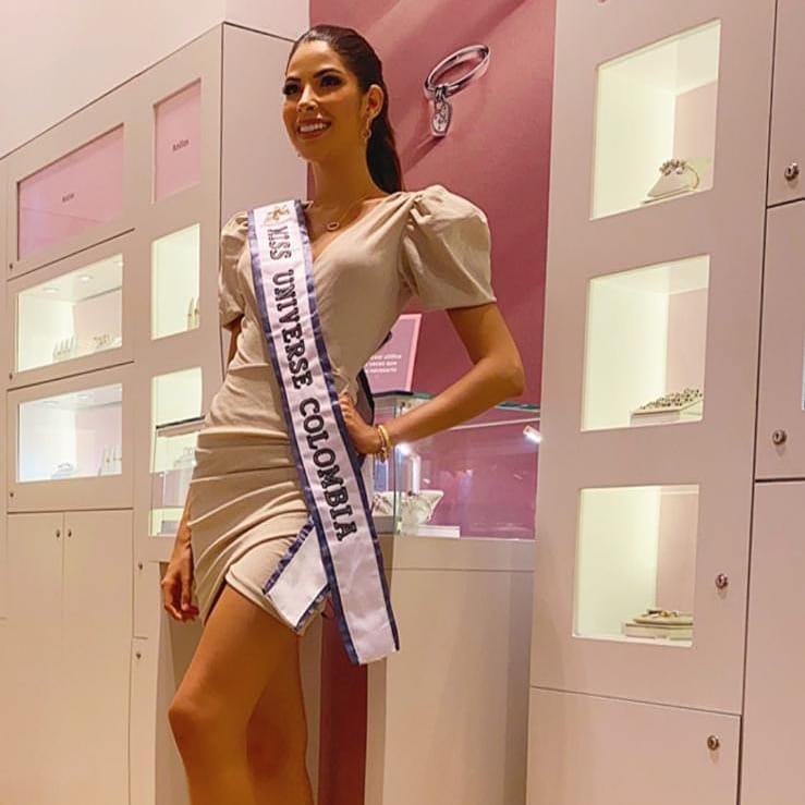 laura olascuaga, miss colombia universo 2020. - Página 7 Unaola10